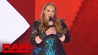 Report: Nia Jax 'Earmarked' To Return As A Member Of The WWE Raw Roster