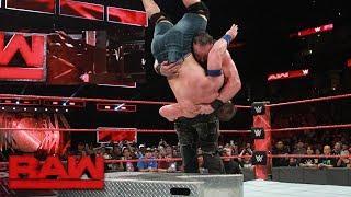 RAW YouTube Rankings: Two Braun Strowman Videos Hit 1.5 Million