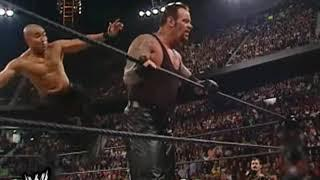 Maven Says He And The Undertaker Drank Jack To Thin Out His Blood Before 2002 Royal Rumble Match