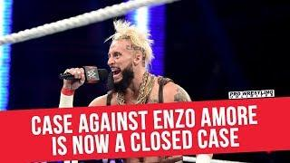 Fight Size Update: Enzo Amore To Make An Announcement On Monday, Title Versus Title Match Possibly Taking Place At 'All In', Raymond More, More