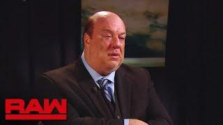Paul Heyman Praises Renee Young For Bringing Out The Best In Him