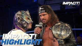 Fenix Challenges Johnny Impact For World Title Next Week On IMPACT Wrestling