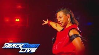 The Spare Room: How To Ruin Shinsuke Nakamura In A Few Easy Steps