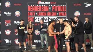 Watch The Bellator 183 Weigh-Ins