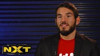 Johnny Gargano On What He's Learned From Shawn Michaels And Triple H