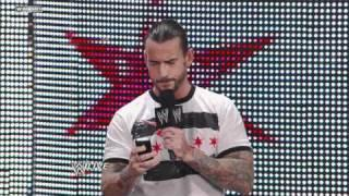 CM Punk Believes Shane's Moniker Is A Shot At Him; Thinks WWE Was Behind The Curve With Kofi