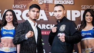 Mikey Garcia vs. Sergey Lipinets Results: Mikey Garcia Makes History