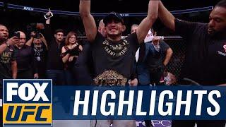 Tony Ferguson vs. Kevin Lee UFC 216 Full Fight Video Highlights