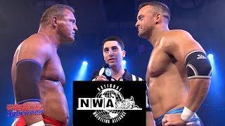 Full Match: Nick Aldis vs. Tim Storm - NWA Worlds Heavyweight Championship Match