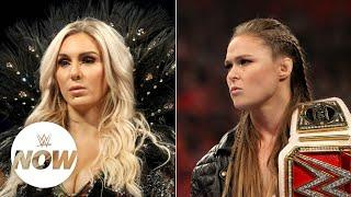 Charlotte Flair Talking Ronda Rousey: 'Whoever Is Teaching Her Is Doing Such A Phenomenal Job'
