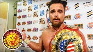 Juice Robinson Bests Cody To Win IWGP US Title At Wrestle Kingdom 13