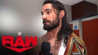 Seth Rollins Feels He Doesn't Get The Respect He Deserves For Putting WWE On His Back