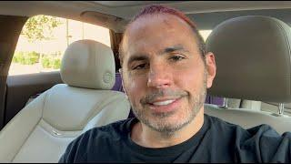 Matt Hardy Explains Why He Was Driven Home After AEW All Out Instead Of Flying