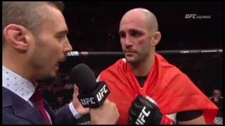 Volkan Oezdemir Wasn't Impressed With Jon Jones At UFC 214