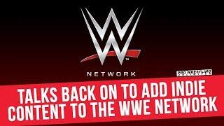 Fight Size Update: 'ICW' And PROGRESS Shows Possibly Airing On The WWE Network, Alberto El Patron Becomes An American Citizen, More