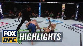 Cerrone, Lewis, Vick Pick Up Top 15 Wins At UFC Austin; Cerrone Makes History