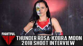 Exclusive: Thunder Rosa Details How She Began Working For Lucha Underground And Ring Of Honor