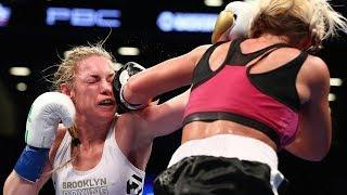 Heather Hardy Says Conor McGregor Broke The 'Unspoken Code' Of Boxing