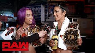 Bayley Wishes The Women's Tag Titles Meant More, Says She Talks To Sasha Banks All The Time