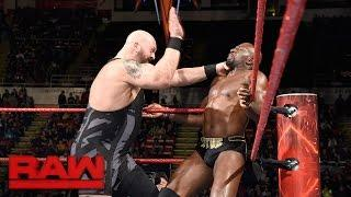 Titus O'Neil On His Suspension Last Year And Being on TED Talks