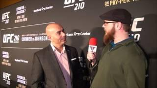 UFC 210 Video Recap: Showdown Joe And Mike Straw From Buffalo!