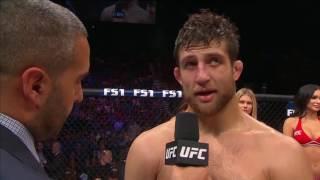 Report: Andrew Sanchez vs. Wellington Turman Added To UFC Fight Night: Lewis vs. Oleinik