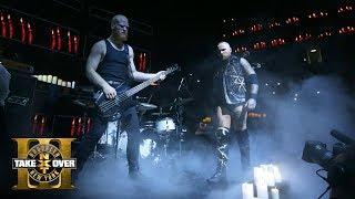 VIDEO: Code Orange plays a headbanging rendition of Black's entrance theme: NXT TakeOver: Brooklyn III