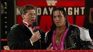 Bret Hart Praises Drew McIntyre, Reflects On Winning King Of The Ring