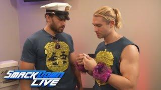 Post-SmackDown Fight-Size Update: Fashion Files, Shelton Benjamin, Enzo Cheats To Win On 205 Live
