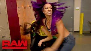 Sasha Banks Injured; Replaced By Mickie James In Mixed Match Challenge