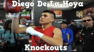 Golden Boy Boxing on ESPN Results: Diego De La Hoya Dazzles