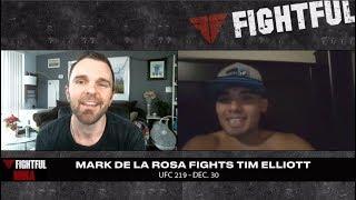 Report: Mark De La Rosa Faces Elias Garcia At UFC Fight Night Boise
