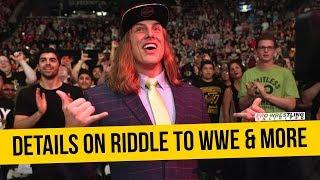 Fight Size Update: Triple H Mocks Matt Riddle's Flip Flops, Braun Strowman Hits Home Runs, Former WWE Wrestler Advertised For Evolution