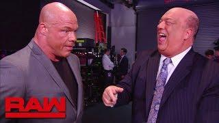 Fight Size Update: Paul Heyman In Cincinnati For Tonight's RAW, Cody Making His Return To 'Arrow', Sheamus-Celtic Warrior Workout, More