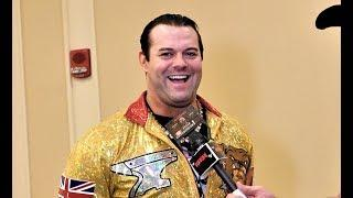 Davey Boy Smith Jr Thought Bret Hart HOF Attacker May Have Been Enzo; Recalls Kicking WWE Executive