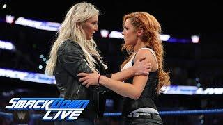 Charlotte Flair Explains Why Having A Match With Becky Lynch At 'Evolution' Would Mean More Than Having A 'Dream Match'