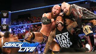 Exclusive: WWE Smackdown Announcers Told Not To Reference NXT During Sanity Debut