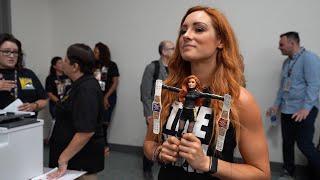 Becky Lynch Says Sasha Banks Is Off Crying Like Ronda Rousey, Makes Fun Of Banks' Social Media Posts