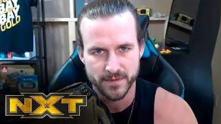Adam Cole And Finn Balor Set To Compete On 6/10 WWE NXT
