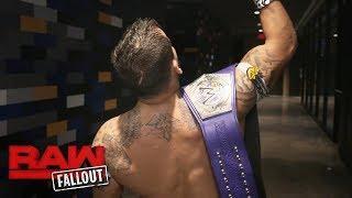 Rey Mysterio Congratulates Kalisto On Cruiserweight Title Victory