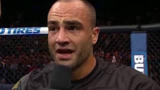 Eddie Alvarez Gives His Side Of The Lauren Murphy Situation