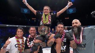 Reports: Ilima-Lei Macfarlane vs. Valerie Letourneau Headlining Bellator's Debut In Hawaii, Lyoto Machida & Grand Prix Bout Also Set
