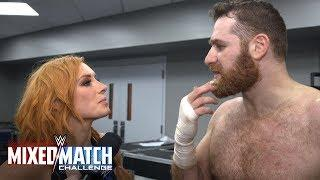Becky Lynch says she tries to have input on the specific verbiage she uses in promops