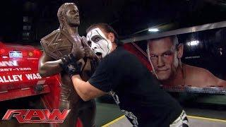 Sting Confirms He Won't Wrestle Again Despite His Injury Not Affecting Him Anymore