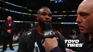 Tyron Woodley Has Thumb Injury, Needs To Be Cleared To Fight At UFC 230