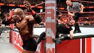 Fightful Reacts: Huge Double Turn On WWE Raw: Bobby Lashley & Lio Rush Heels, Kevin Owens Face