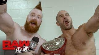 Report: Sheamus Taking Time Off, Causing RAW Tag Title Implications