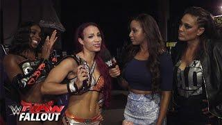 Naomi Thinks Sasha Banks Is The Best Women's Wrestler In WWE