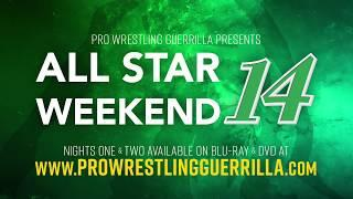 PWG ALL Star Weekend 14 Night 1 Review!
