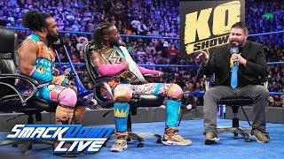Kevin Owens Says The WWE Title Match At WrestleMania Was Kofi Kingston's Since February
